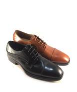 La Milano A1711 Leather Lace Up Men's Shoes Choose Sz/Color  - $43.20