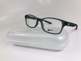 New KIDS NIKE 5005 010 Matte Anthracite Eyeglasses 49mm with NIKE Case - $69.25