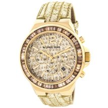 Michael Kors 2304 ladies watch leather band - $69.00