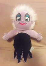 "Disney Parks DISNEY BABIES The Little Mermaid URSULA Plush NO BLANKET 13"" - $13.09"