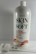 Skin So Soft Supreme Nourish Body Lotion 33.8 oz. bonus size w/pump - $22.76