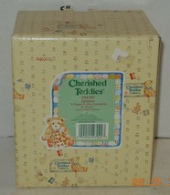 """Cherished Teddies Shannon """"a figure 8, our friendship is great"""" #354260 ... - $23.38"""