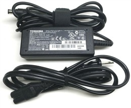 Genuine Toshiba Laptop Charger AC Adapter Power Supply PA3241U-2ACA 15V 3A 45W - $12.99