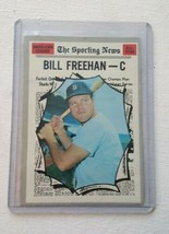 1970 Topps 465 Bill Freehan All star Detroit Tiger MLB Card Catcher Vintage - $2.48