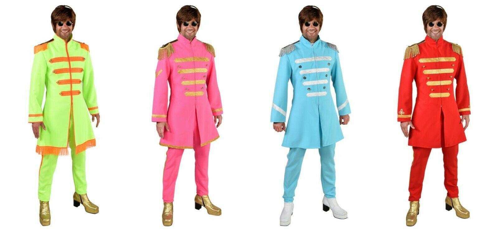 Deluxe 60's Sgt Pepper / ~Beatles Costume