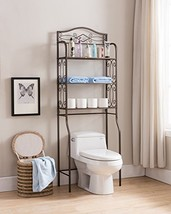 Kings Brand Over The Toilet Storage Etagere Bathroom Rack Shelves Organizer - $103.90