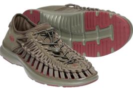Keen Uneek o2 Sz 9 M (D) Eu 42 Hombre Deporte Zapatos Sandalias Canteen / Fired