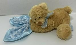 Baby Gund Cuddly Pals Bundles Dreamin Teddy Bear Plush holding blue star... - $9.89