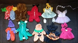 About 8in. outfit/costume for plush toys - $5.99