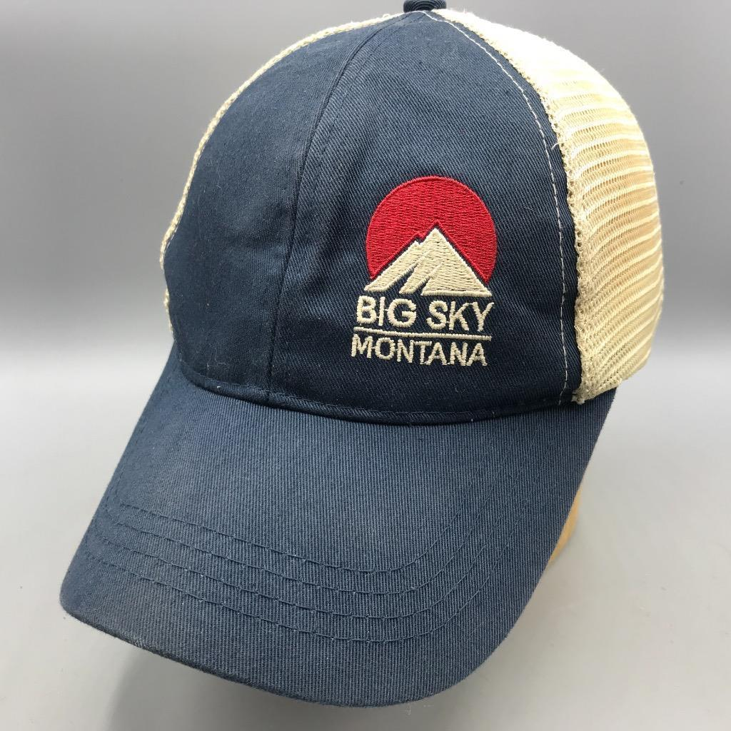 Big Sky Montana Trucker Hat Baseball Cap and 25 similar items