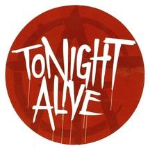 TONIGHT ALIVE Ltd New RARE Band Logo Sticker! Pop Punk Emo Rock Indie - $8.00