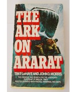LaHaye-Morris Search for THE ARK ON ARARAT Illustrated 1977 Vintage Pock... - $12.00