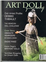 Back Issue of Art Doll Quarterly Winter 2005 - $12.00