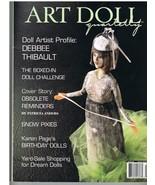 Back Issue of Art Doll Quarterly Winter 2005 - $12.00