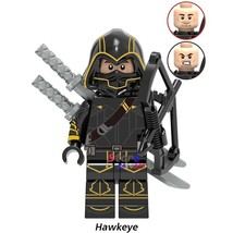 New Hawkeye (Ronin suit) Marvel Superhero Avengers Endgame Lego Minifigures Gift - $1.99