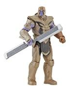 """Marvel Avengers Endgame Warrior Thanos Deluxe 6"""" Figure New - Free Shipp... - $19.79"""