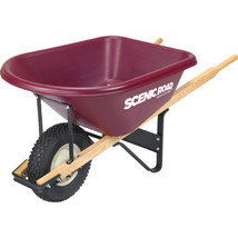 Scenic Road 0 Parts Box For M6-1k Wheelbarrow 6 Cu Ft - $2.396,51 MXN