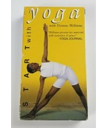 START WITH YOGA VHS with Vivinne Williams 1998 Workout Video  - $5.89
