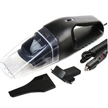 Vehicle Cleaner 100W DC-12V Wet-Dry Vacuums/Vacuum Cleaner,BLACK