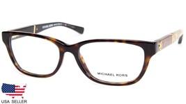 NEW MICHAEL KORS MK4031 Rania IV 3180 TORTOISE EYEGLASSES FRAME 51-15-13... - $73.26