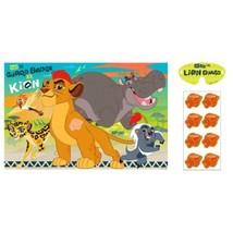 Lion Guard Birthday Party Game Kion - $7.50