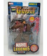 Marvel Legends Series IV Gambit 2004 Toy Biz Figure X Men New in Package - $74.66