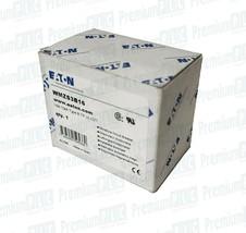 New Eaton WMZS3B16 Miniature Circuit Breaker 16A 10kA Type B 277/480VAC 3P - $150.00