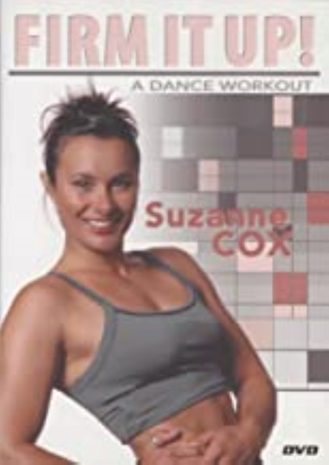 Firm It Up! A Dance Workout Dvd