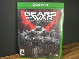 Gears of War Ultimate Edition Xbox One 1 FPS Action Adventure Game - $15.25