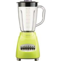 Brentwood Appliances JB-220G 12-Speed Blender with Plastic Jar (Lime Green) - $53.17