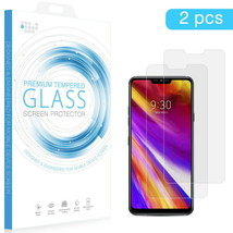 LG G7 ThinQ TEMPERED GLASS SCREEN PROTECTOR 0.33MM ARCING 2PCS - $7.99