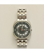 Mossimo Men's Mirrored Stainless Steel Watch MM90292 Great Condition - $30.91