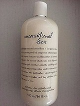 Philosophy Unconditional Love perfumed olive oil body scrub 16 oz - $19.99