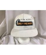 trucker hat baseball cap John Deere Only The Best retro vintage SnapBack... - $39.99