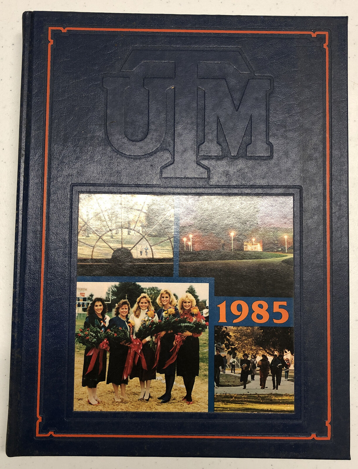 Primary image for 1985 UTM Yearbook Martin Tennessee