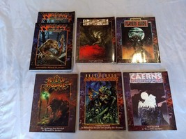 White Wolf Werewolf The Apocalypse RPG Lot of 7 Books  - $56.10