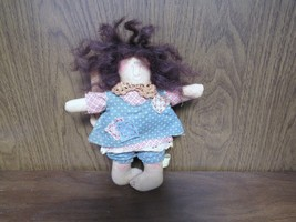 """Attic Babies """"Little Angel"""" by Marty Maschino, Signed, Collectible Ragdoll - $14.95"""
