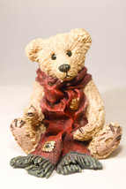 Boyds Bears: Arthur.... With Red Scarf - Style 2003-03 - $20.78