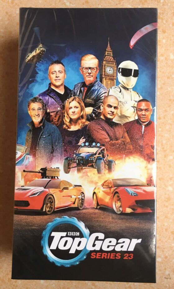 Top Gear: The Complete Series Seasons 1-23 DVD Box Set 66 Discs Free Shipping