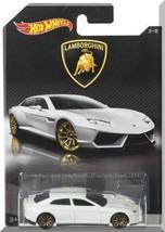Hot Wheels - Lamborghini Estoque: Lamborghini Series #3/8 (2017) *Walmart* - $3.25