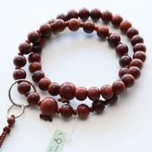 Jodo shu Buddhist Rosary Mala Juzu 108 Prayer beads Japan Kyoto Shitan R... - $102.50