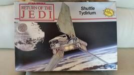 1983 Star Wars Return of the Jedi SHUTTLE TYDIRIUM Model Kit #8733 - $89.10