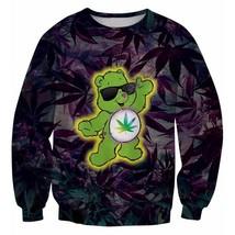 Funny Cute Bear 3D Sweatshirt - $37.00