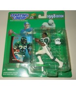 Adrian Murrell 1998 Starting Lineup Football Action Figure Kenner SLU NY... - $10.75
