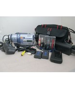 Sony Digital Handycam DCR-TRV340 Digital 8 700x Digital Zoom w Charger B... - $260.00
