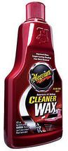 16-oz. 1-Step Liquid Cleaner Car Wax - $20.78