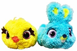 Disney Toy Story 4 Ducky Bunny Kids Size 5/6 Plush Novelty Character Sli... - $39.55
