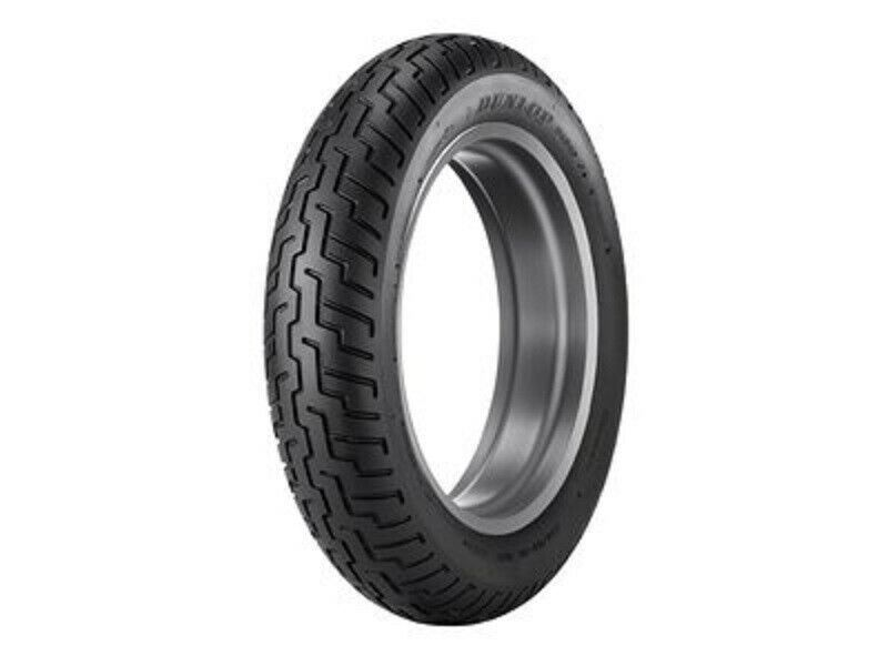New Dunlop D404 Front 130/70-18 Blackwall Motorcycle Tire 63H