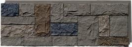 NextStone Castle Rock Panel Tudor Gray (4 Panels Per Box)(16.12 Sq. Ft. ... - $119.02