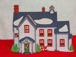 Department 56 PENNSYLVANIA DUTCH FARMHOUSE -NEW ENGLAND Village - $19.11